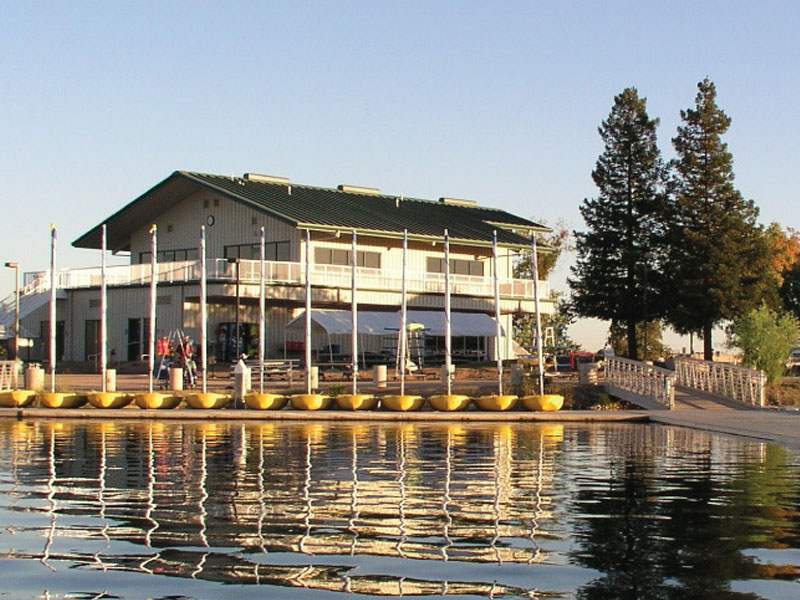 Sacramento State Aquatic Center at Lake Natoma